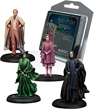 Knight Models Juego de Mesa - Miniaturas Resina Harry Potter ...