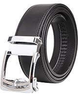 ベルト メンズ 革ベルトレザー ビジネス カジュアル 手作り 人気 バックル 119