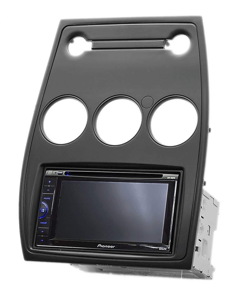 Pantalla 2Din Marco Adaptador de Radio para Citroen C-Elysse 2008-2013 Sound-Way