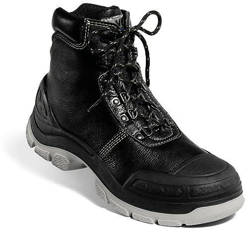 Uvex Quatro 8411/2 para hombre puntera de acero botas de seguridad S3 SRC calzado
