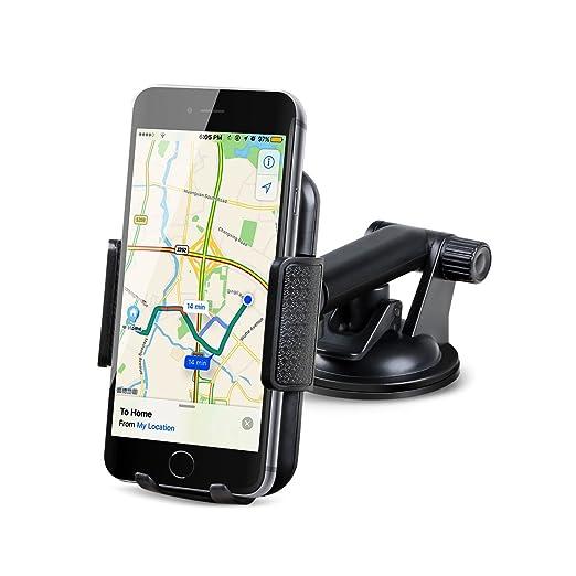 4 opinioni per Supporto Smartphone Auto EC Technology Supporto da Auto Universale, con
