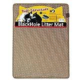 Best Super Pet Litters - Blackhole Cat Litter Mat - Beige Super Size Review