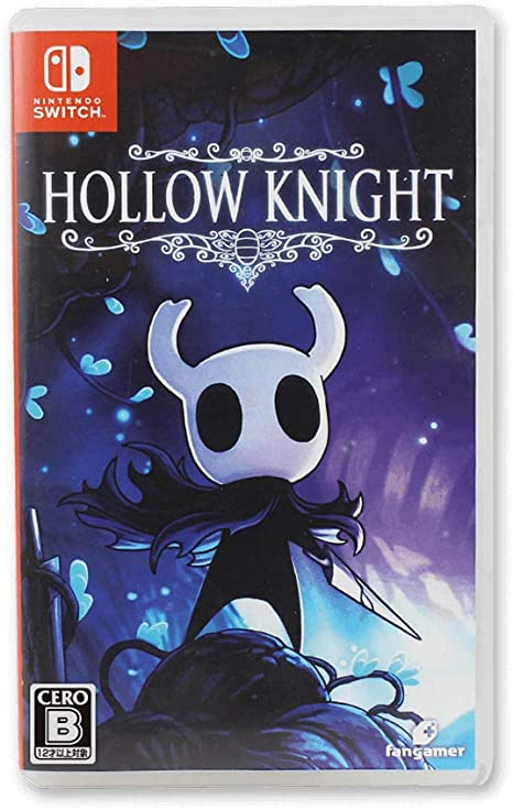 Fangamer Hollow Knight for NINTENDO SWITCH REGION FREE ...