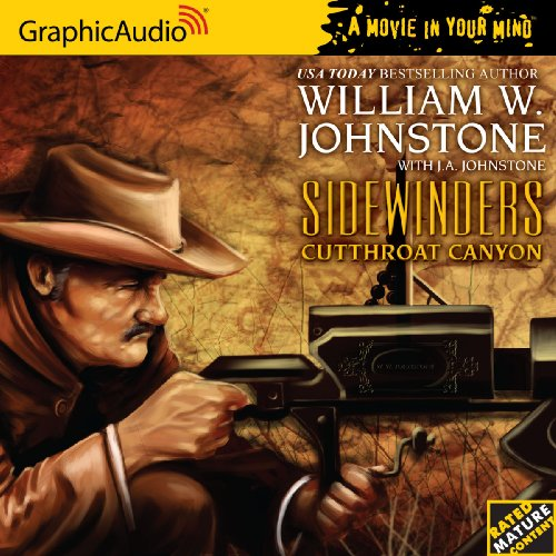 Sidewinders 3 - Cutthroat Canyon