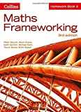 img - for Maths Frameworking   Homework Book 3 [Third Edition] book / textbook / text book
