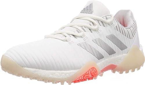 adidas Golfschuh Damen Codechaos Weiß Orange