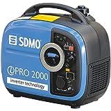 SDMO Stromerzeuger IPRO 2000 Trolley Inverter 2 Kw mit Yamaha Motor Benzin Generator