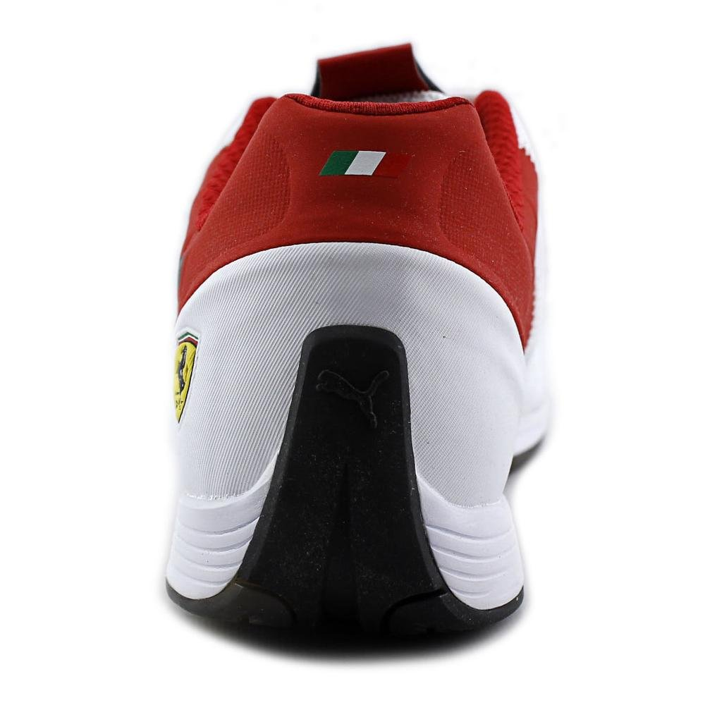 Puma evoSPEED 1.4 Scuderia Ferrari  Mode Turnschuh Schuh   Ferrari Herren Weiß/schwarz/Rosso Corsa 801b63