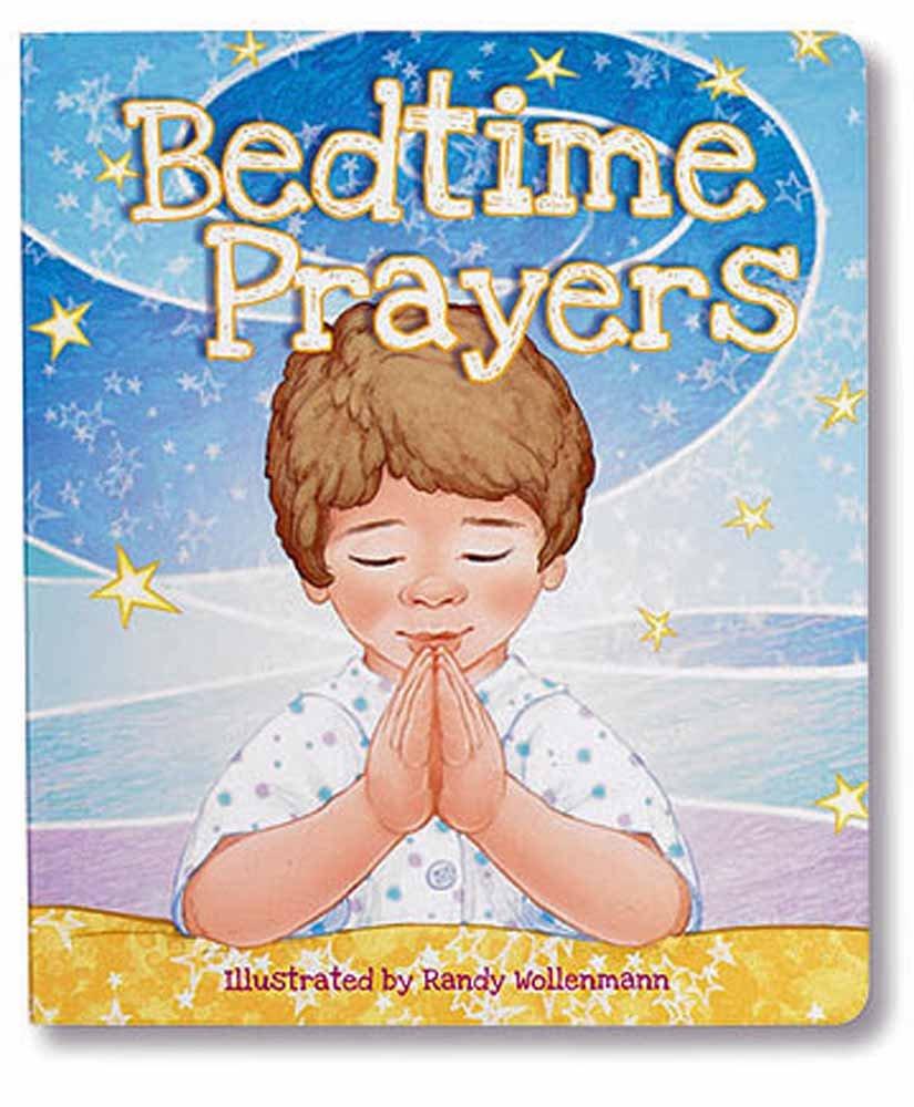 Bedtime Prayers Children's Board Book Catholic ebook