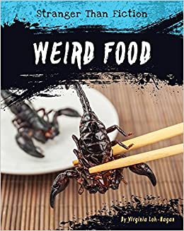 Weird Food Book 1