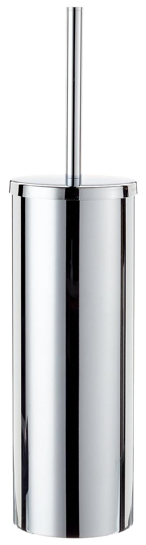 Haceka Kosmos Chrome Escobillero W.C. + Soporte para Colgar, Metal, Gris, 9.3x37.4x10.8 cm 1125207