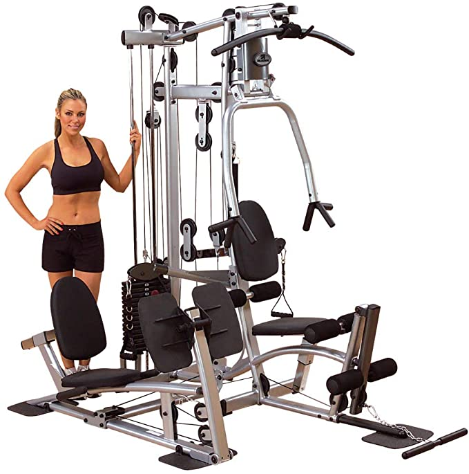 Powerline Home Gym with Leg Press