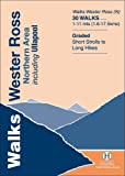 Walks Wester Ross Northern Area: Including Ullapool (Hallewell Pocket Walking Guides)
