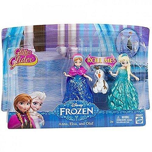 [Disney frozen] Disney Frozen Glitter Glider Anna Elsa and Olaf [parallel import goods]