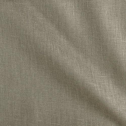 European Linen Fabric - Noveltex Fabrics European 100% Linen Stone