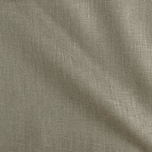 Noveltex Fabrics European 100% Linen Stone