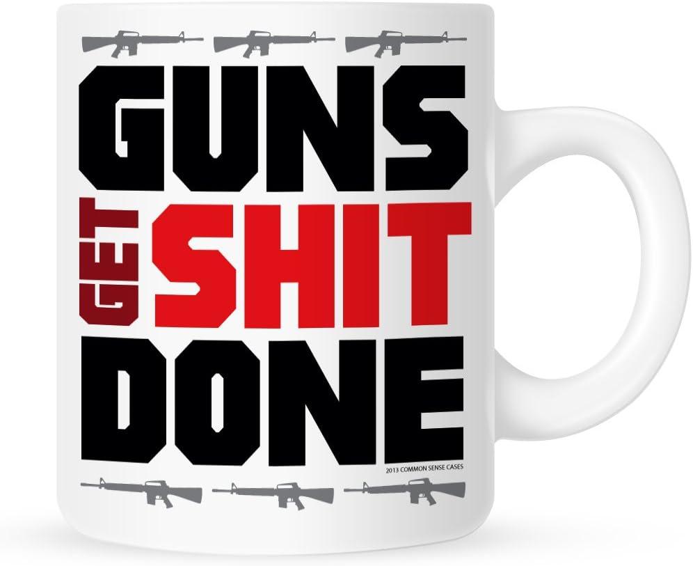 Funny Coffee Mug JustSayinIt CASES-COFMUG-STUPID 11 oz Id Like to Help You But I Cant Fix Stupid