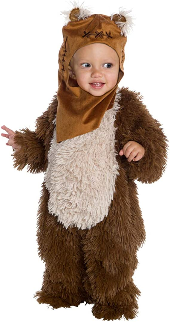 Horror-Shop Traje Ewok para Niños Baby (1-2 Jahre): Amazon.es ...