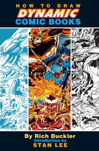 How to Draw Dynamic Comic Books HC