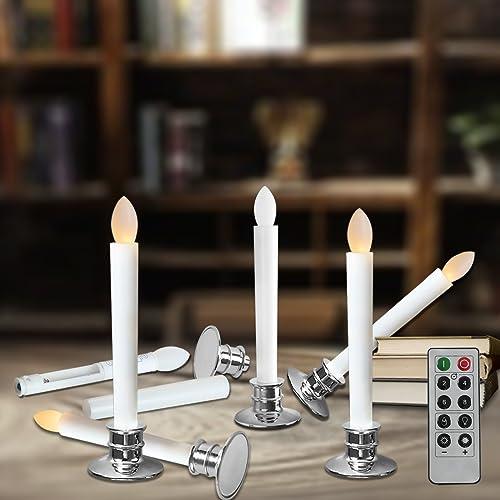 Window Candles Amazon Com