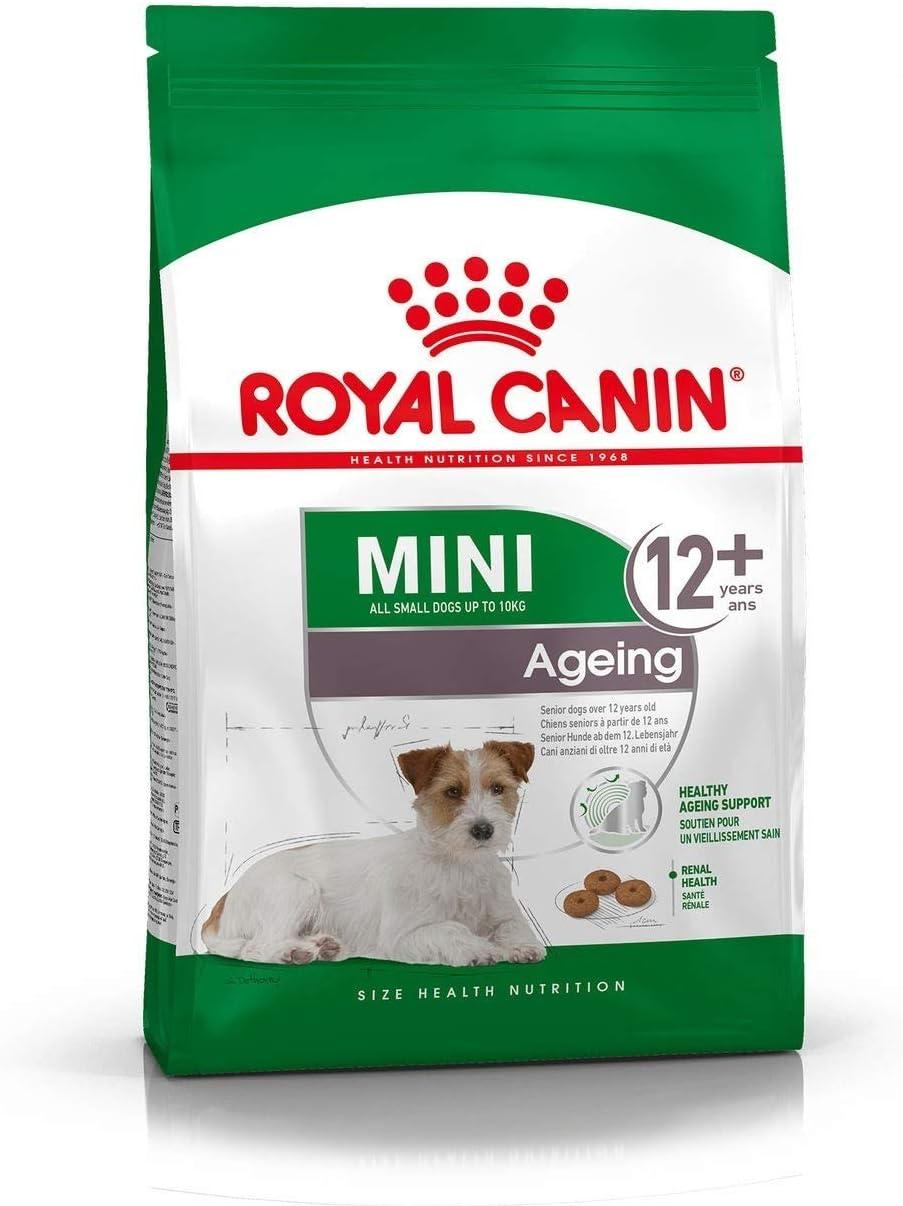 Royal Canin Comida Seca de Perro, talla de 12+ años - 1.5 kg