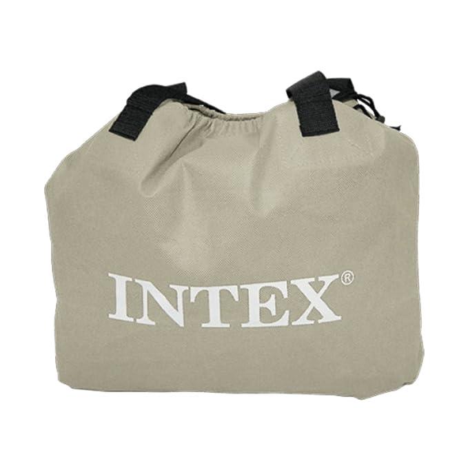 Intex - Colchón hinchable Intex supreme airflow - 152x203x51 cm - 64464: Amazon.es: Hogar