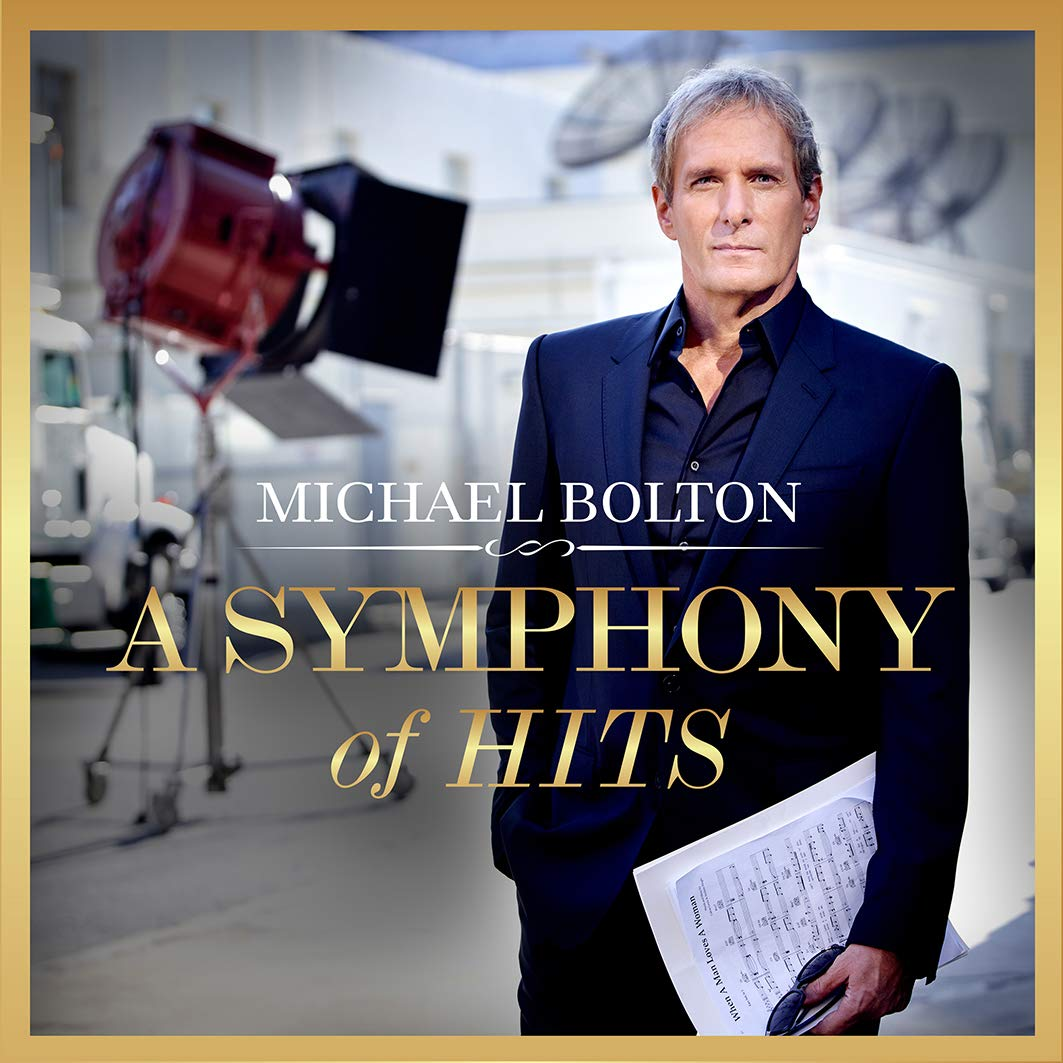 CD : Michael Bolton - A Symphony Of Hits (CD)