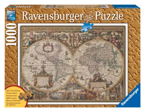 Old world map jigsaw puzzle jigsaw puzzles for adults antique world map 1000 piece wooden structure puzzle gumiabroncs Images