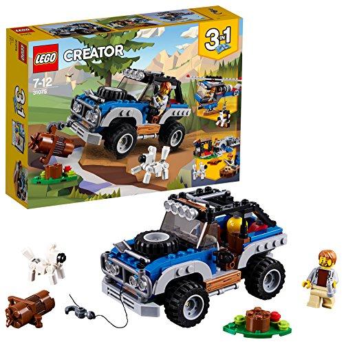 레고(LEGO) creator 파란 오프 로더 31075