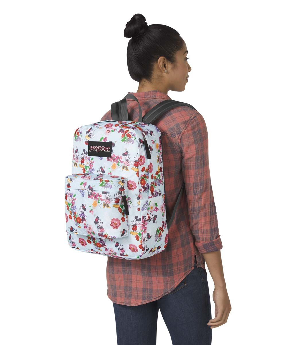 0ca90e333c7 Jansport Half Pint Disney Gang Dot Mini Backpack