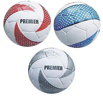 Cosas Internacionales - Balón fútbol, 4 capas, cuero Premier ...