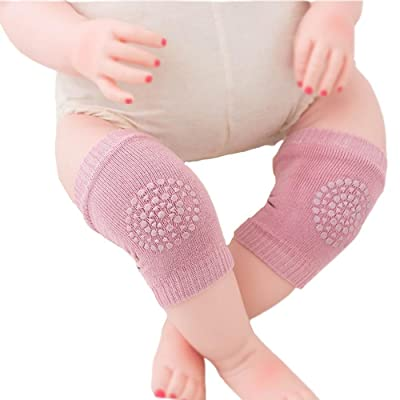 Adjustable Knee Elbow Pads Crawling Baby Crawling Anti-Slip Knee Compression