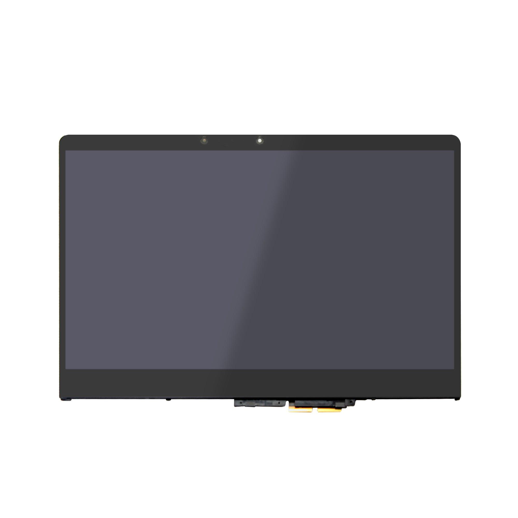 15.6 4K UHD LCD Touch Screen Assembly+Bezel For Lenovo Yoga 710-15IKB 80V50009US