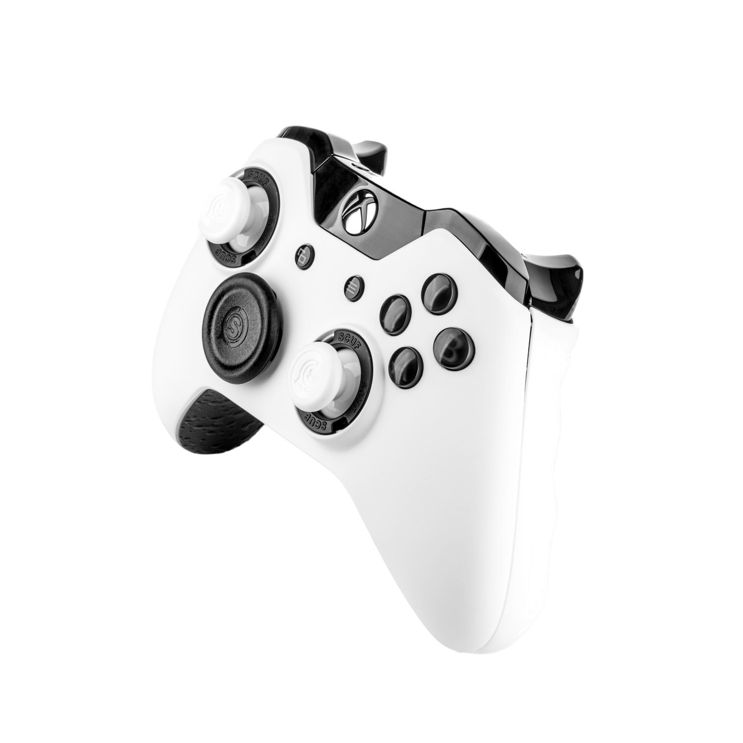 SCUF Gaming Infinity1 Video Game Controller for Xbox One and PC, White