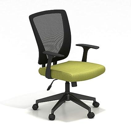 Piedini Per Sedie Da Ufficio.Sedia Da Ufficio In Rete Sollevamento A Rotazione Piedini In Nylon