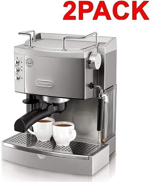 Amazon.com: DeLonghi EC702 - Cafetera espresso con bomba de ...