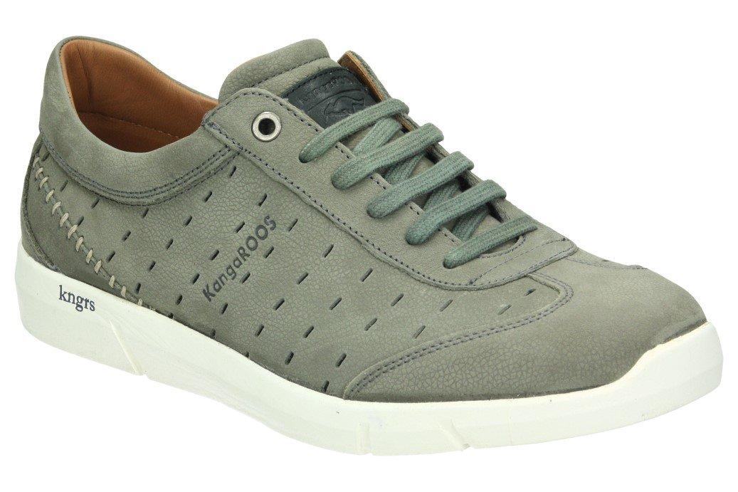 KANGAROOS 930-79 Zapatilla Cordon Hombre 39 EU Gris Zapatos de moda en línea Obtenga el mejor descuento de venta caliente-Descuento más grande