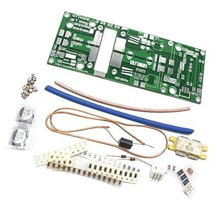 Homyl High Power Digital MRF186 Amplifier Board 8-10W(in) to 100W