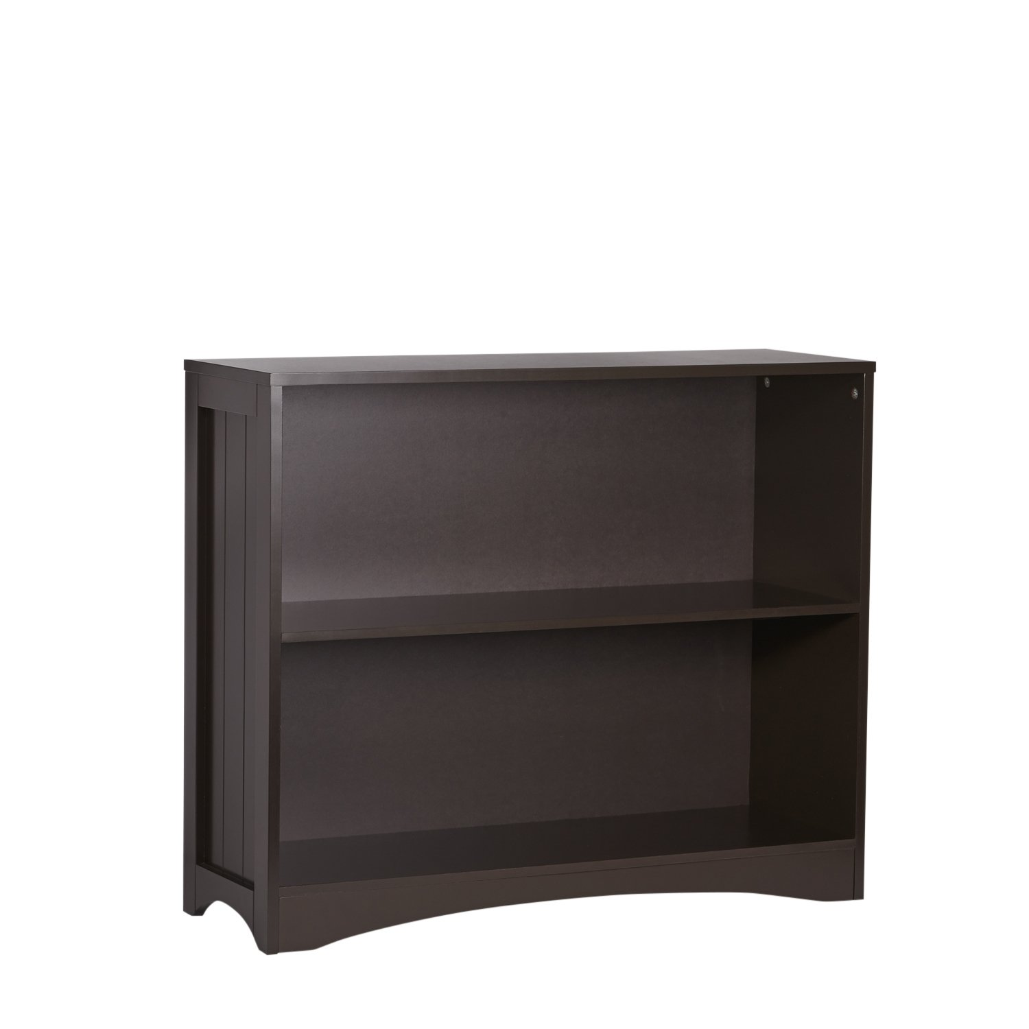 riverridge kids horizontal bookcase espresso kitchen