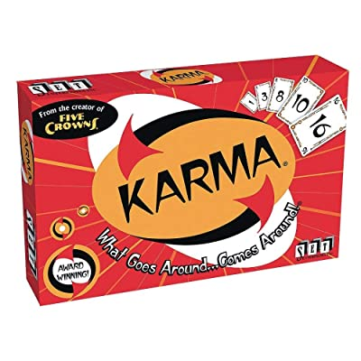 Set Enterprises Inc Karma Card Game: Toys & Games