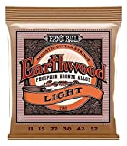 Best Ernie Ball String Lights - Ernie Ball Earthwood Light Phosphor Bronze Acoustic String Review