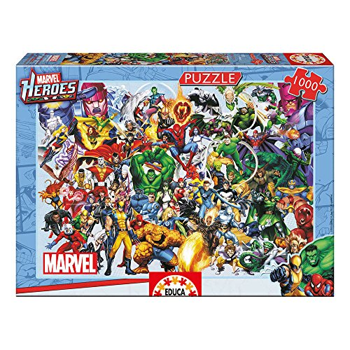marvel 1000 puzzle - 5