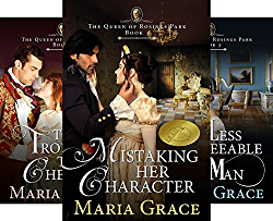 The Queen of Rosings Park (3 Book Series) by  Maria Grace