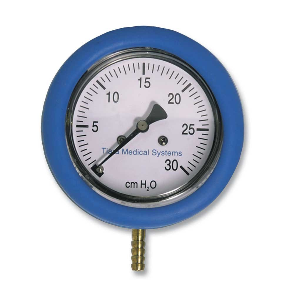 Gauge Manometer for CPAP/BiPAP Therapy Pressure Measurements by Carefusion