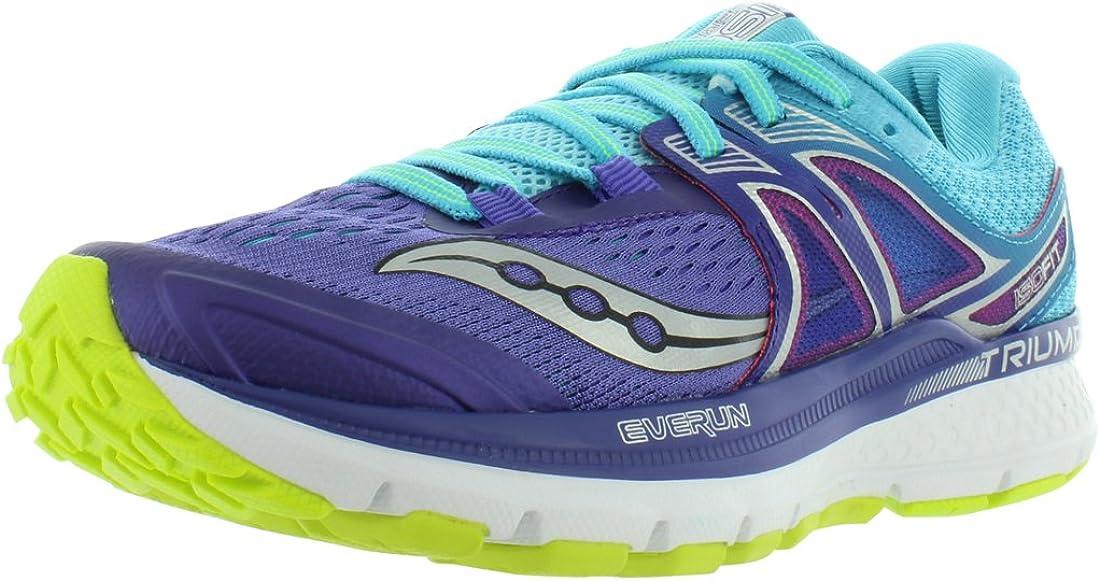 Saucony Triumph ISO 3, Zapatillas de Running para Mujer: Saucony: Amazon.es: Zapatos y complementos