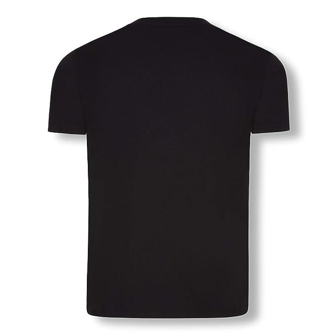 Red Bull Batalla Pocket Camiseta, Negro Hombre Top, Batalla de los Gallos Hip Hop Freestyle Original Ropa & Accesorios