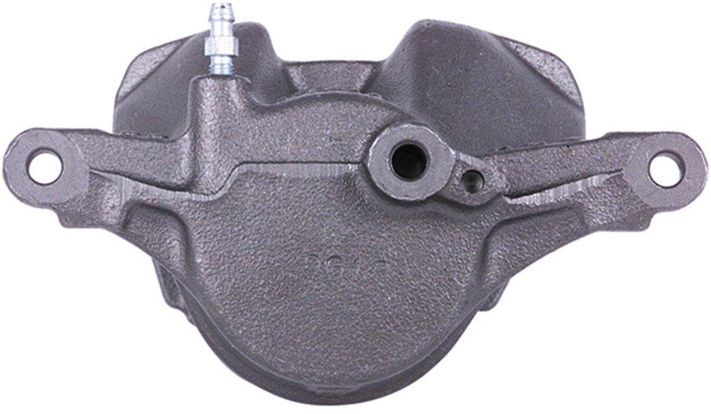Brake Caliper A1 Cardone Unloaded Cardone 19-1602 Remanufactured Import Friction Ready