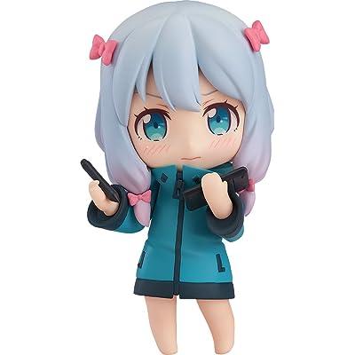 Good Smile Eromanga Sensei Sagiri Izumi Nendoroid Action Figure: Toys & Games