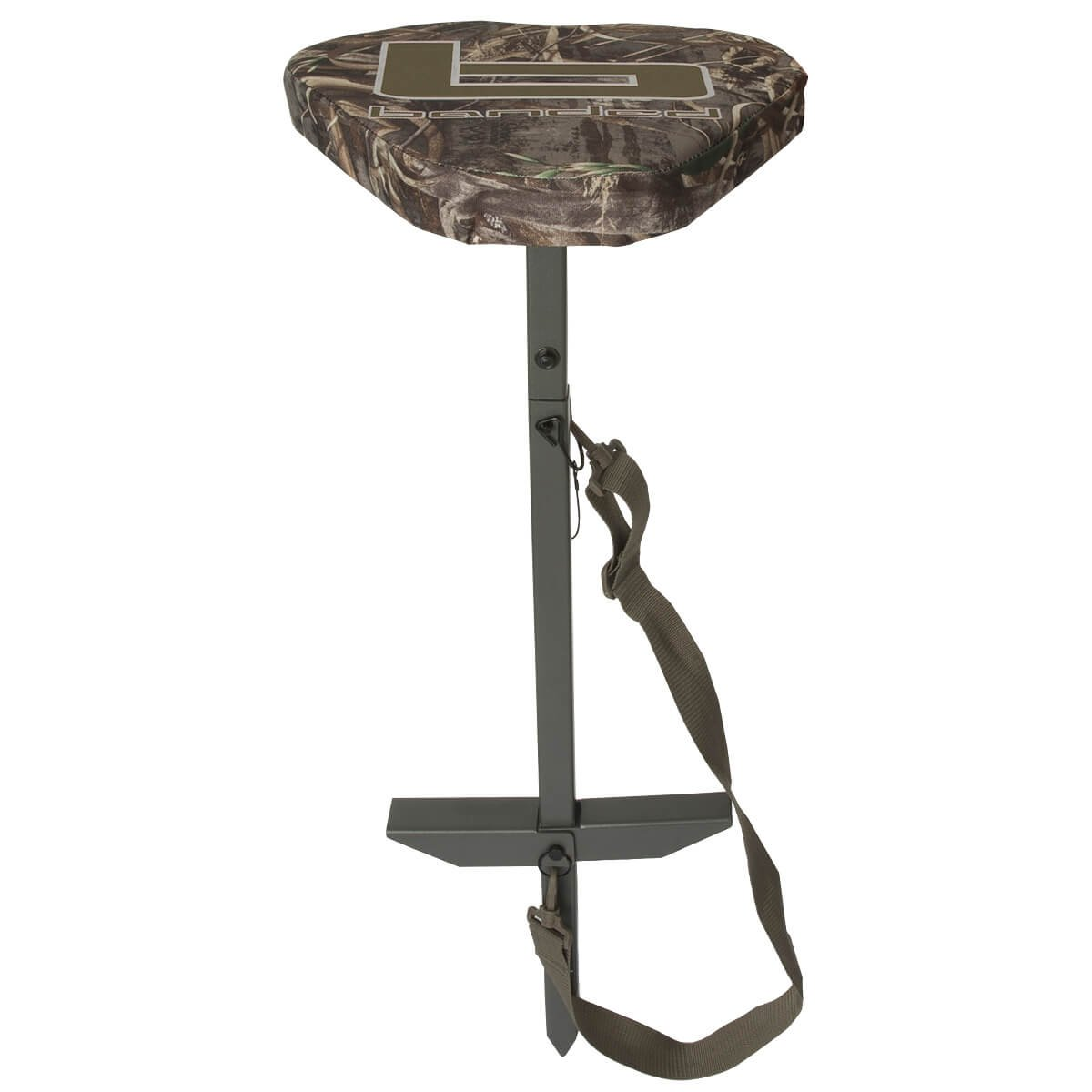 Banded Deluxe Slough Stool Max-5 Camo