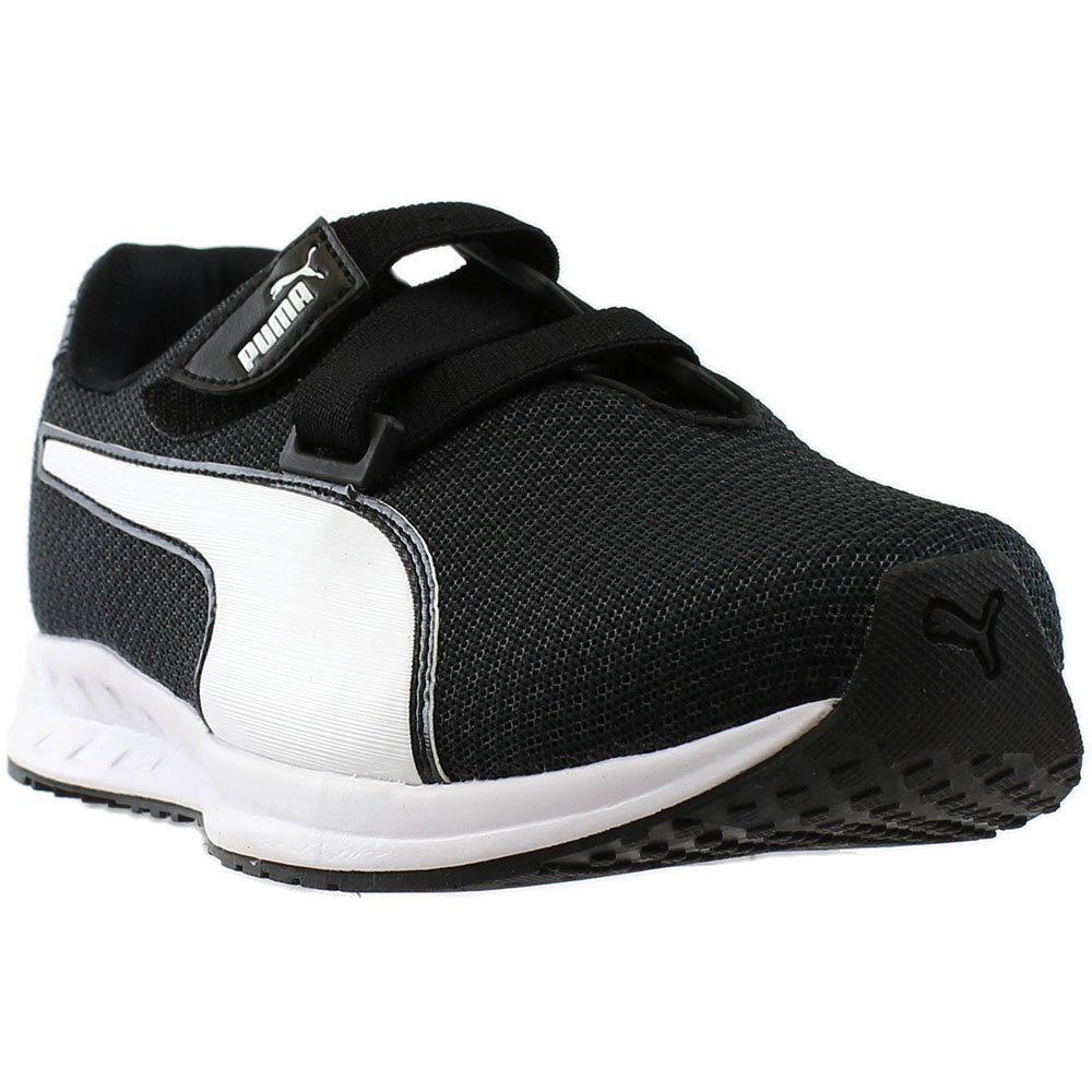 PUMA Women's Burst Alt WN's Cross-Trainer Shoe, Black White, 9 M US